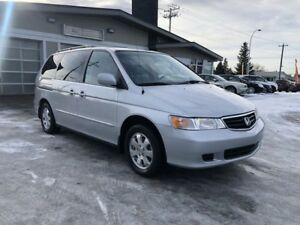 2003 Honda Odyssey EX-L***DVD***LEATHER***POWER DOORS***