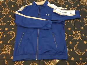 Mens Under Armour Running Jacket XXL New with tags