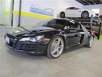 2008 Audi R8 QUATTRO AUTO LOW MILEAGE ACCIDENT FREE