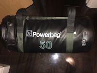 Powerbag 50kg - like new - £100