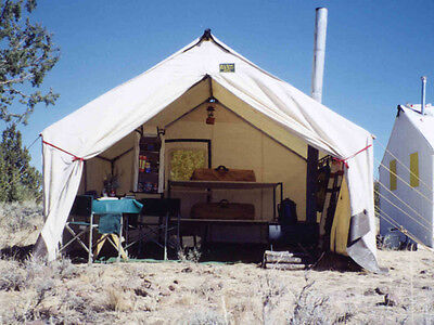 Best Practices for Caring for Your Canvas Wall Tent