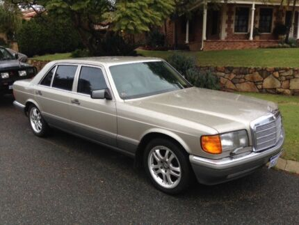 Mercedes 420SEL 1989 Kingsley Joondalup Area Preview