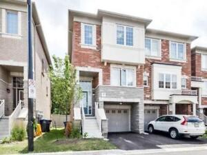Immediate For Sale This Beautiful Townhouse In Brampton