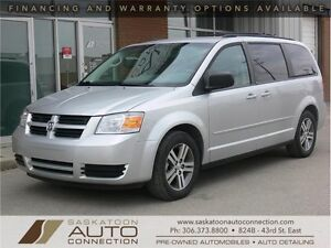2010 Dodge Grand Caravan * Stow 'n Go * Rear Air & Heat *