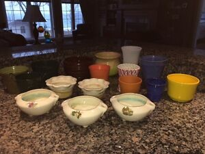 Fabulous DEAL on Plant Pot Lot!  IKEA, etc.