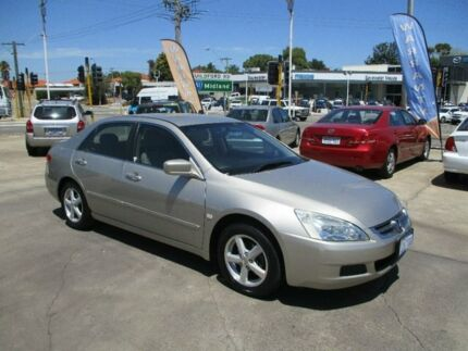 2005 Honda Accord 7TH GEN VTi Gold 5 Speed Automatic Sedan Bayswater Bayswater Area Preview