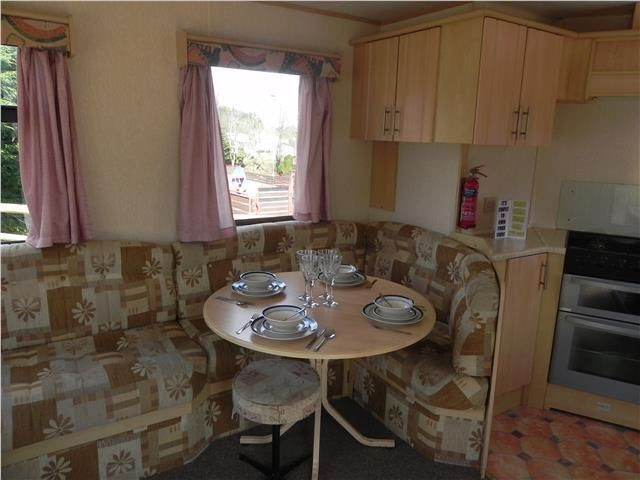 Luxury UK Private Static Caravan Holiday Hire At Clarach Bay Aberystwyth