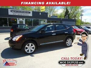 2012 Nissan Rogue S, LOCAL TRADE!! $11,986 PLUS TAXES!!