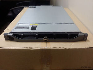 Dell Poweredge r610 2x Quad Core CPU - 48GB Ram - Used Server