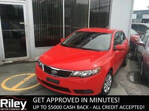 2012 Kia Forte 5-Door LX Plus STARTING AT $94.23 BI-WEEKLY