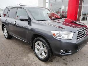 2010 Toyota Highlander V6 Limited * PST PAID *