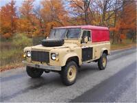 1991 Land Rover Defender RHD -