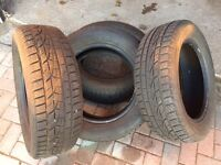 Set of 4 WinterTyres for sale