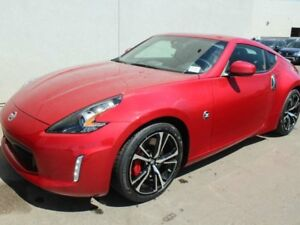 2019 Nissan 370Z Coupe Sport: RearView Monitor, 332 HP, 270 lbs