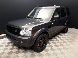 2013 Land Rover LR4 HSELUX