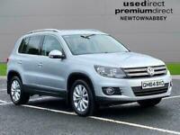 2015 Volkswagen Tiguan 2.0 Tdi Bluemotion Tech Match 5Dr Estate Diesel Manual