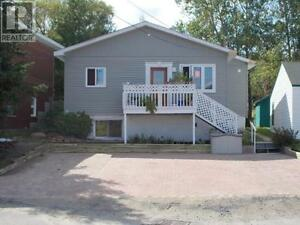 large 3 bedroom front of duplex available July 1