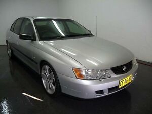 2004 Holden Commodore VY II Executive Silver 4 Speed Automatic Sedan Blair Athol Campbelltown Area Preview