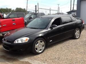 2006 Chevrolet Impala SS 139 KMS $5995 FIRM..1831 SASK AVE