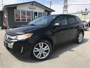 2013 Ford Edge SEL|CAM|SUNROOF|LEATHER|NO ACCIDENTS