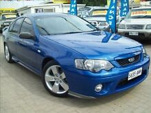 2008 Ford Falcon BF MkII 07 Upgrade XR6 4 Speed Auto Seq Sportshift Sedan Evanston South Gawler Area Preview