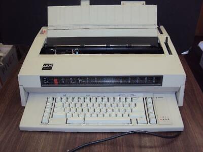 Refurbished W3 Month Guarantee Ibm Typewriter Wheelwriter 3