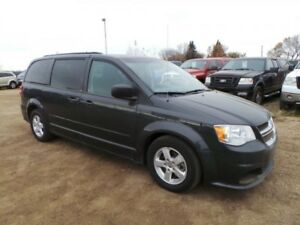 2012 Dodge GRAND CARAVAN SXT STOW&GO For Sale Edmonton