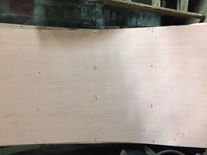 multiple sheets 5/16th plywood