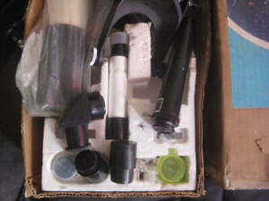 telescope with extras all complete see ad.