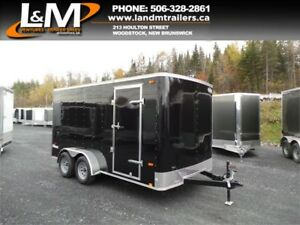 NEW 2019 CARGO EXRESS 7X14' ENCLOSED CARGO TRAILER