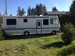 29 foot 1990 Rockwood motor home