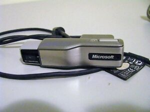 1x Logitech Webcam 1x Microsoft Webcam