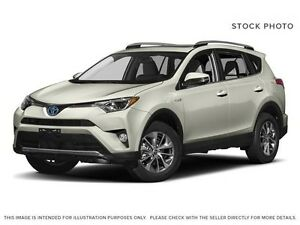 2017 Toyota RAV4 Hybrid Limited Edition