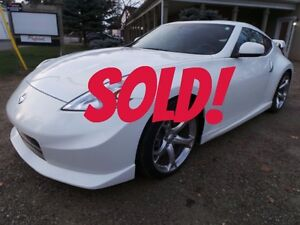 2010 NISSAN 370Z NISMO COUPE (6 SPEED)
