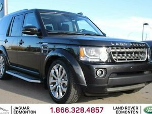 2015 Land Rover LR4 HSE - CPO 6yr/160000kms manufacturer warrant