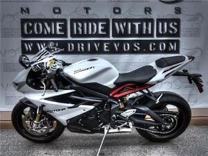2014 Triumph Daytona 675R - V1725 - **No Payments For 1 Year