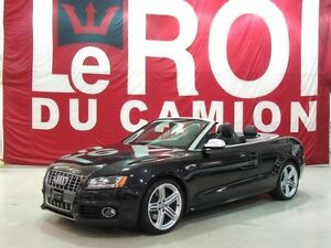 Audi S5 CONVERTIBLE B&O NAVI CAMERA 2011