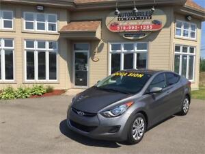 2013 Hyundai Elantra GL***37$ par semaine avec 0$ comptant***