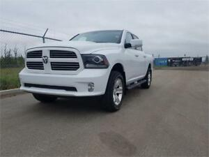 $251 B/W EZ Approval ~ Loaded 2017 Ram Sport Remaining Warranty