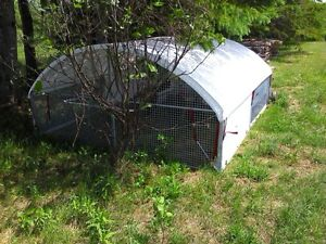 Cackellac Movable Chicken Coops