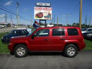 2009 Jeep Patriot FWD 4dr