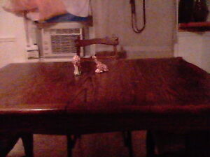 dining room table set from mexico. Cornwall Ontario image 1
