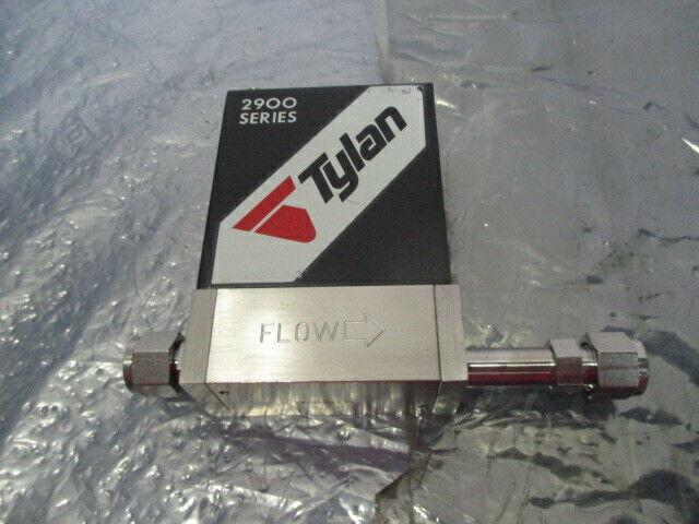 Tylan FC-2960M Mass Flow Controller, MFC, O2, 2 SLPM, 2900 Series, 422054