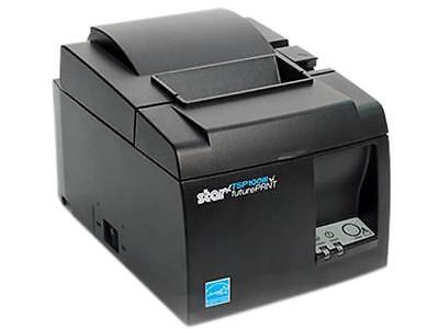 Tsp100 Thermal - Star Micronics 39472310 TSP100III Series Thermal Receipt Printer - Gray - TSP143