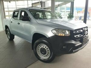 2020 Mercedes-Benz X-Class 470 X220d 2WD Pure Silver 6 Speed Manual Utility North Hobart Hobart City Preview
