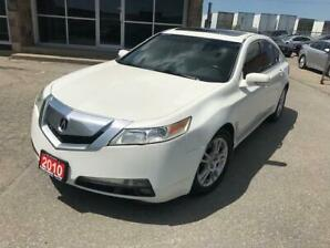 2010 Acura TL,NO ACCIDENTS,LOW KMS