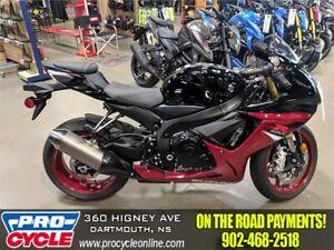 SAVE $1600!!!! 2018 GSX-R 750