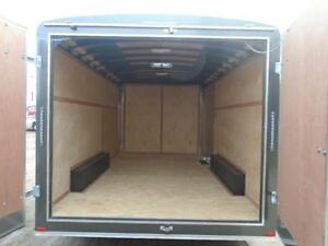 LOWEST PRICE FOR 2016 ATLAS 8X14' ENCLOSED CARGO -$5399 WOW London Ontario image 7