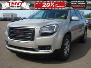 2016 GMC Acadia SLT. Text 780-205-4934 for more information!