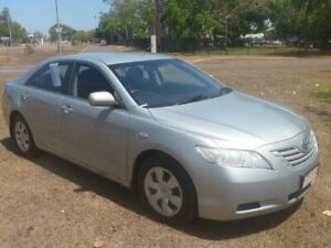 2008 Toyota Camry ACV40R Altise Silver 5 Speed Automatic Sedan Stuart Park Darwin City Preview